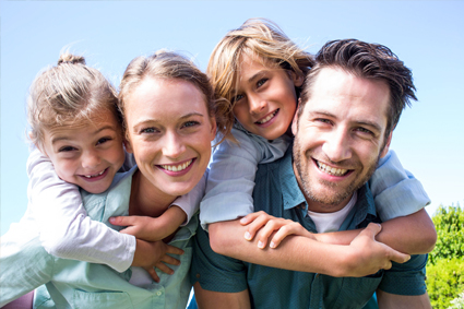Entire family is happy to entrust their dental health to a dentist near Frisco TX.